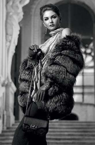 Фото №10 - Истина в зиме: осенне-зимняя коллекция аксессуаров Eleganzza