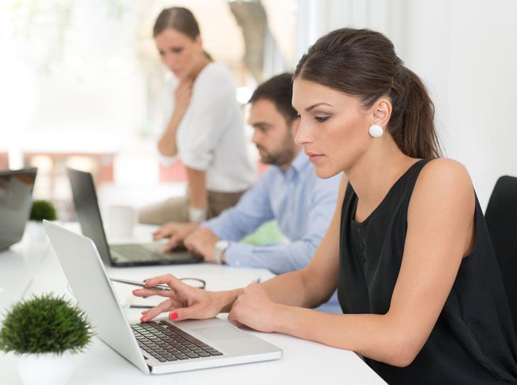 Фото №1 - Правила поведения в офисе: врать или не врать