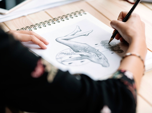 Фото №3 - Психология и творчество: 8 приемов арт-терапии, которые помогут понять себя лучше