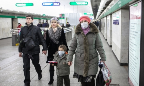 Фото №1 - Петербургские власти рассказали, что творит грипп в городе