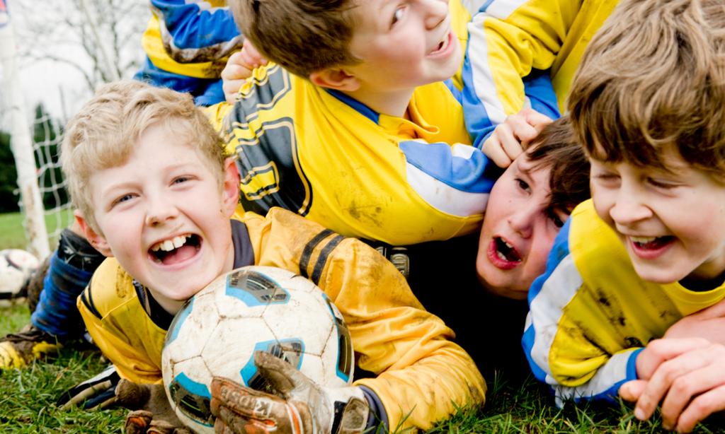 6 опасных видов спорта для ребенка в любом возрасте: мнение врача-остеопата