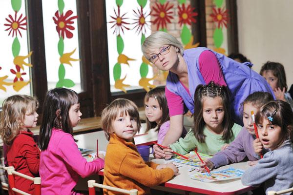 Фото №2 - Детский сад: а мы новенькие...