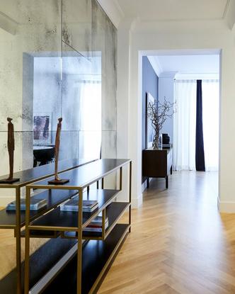 Фото №2 - Современная квартира в классическом испанском доме