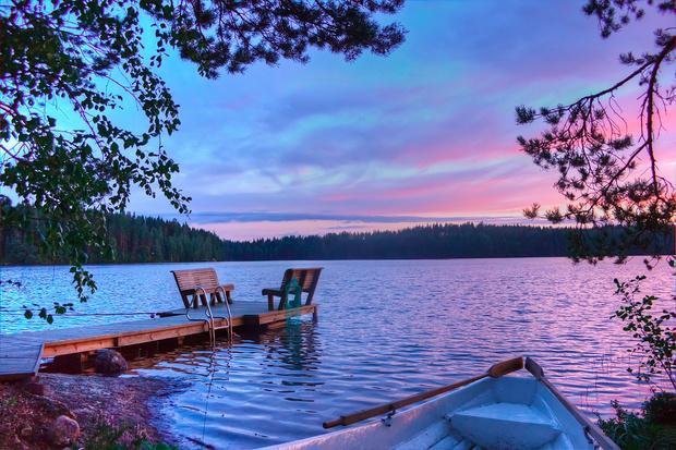 Фото №1 - Семейные каникулы: как отдохнуть в Финляндии