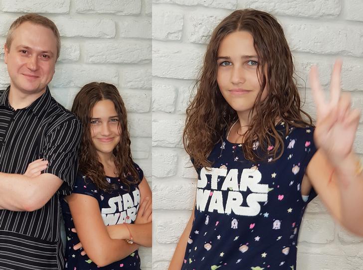 Фото №2 - 6 фактов о химической завивке для юных волос