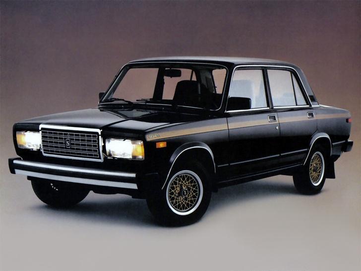 Фото №7 - Как назывались экспортные версии советских автомобилей