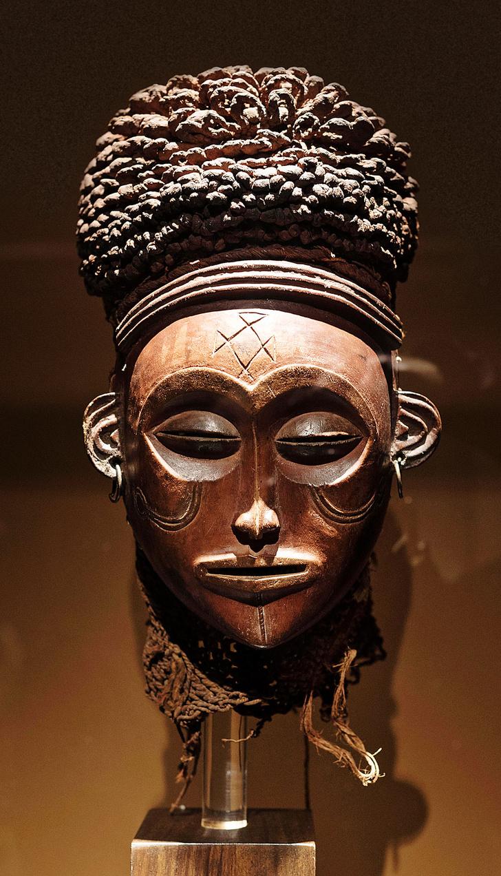 Фото №2 - Личное влияние: 11 ритуальных масок