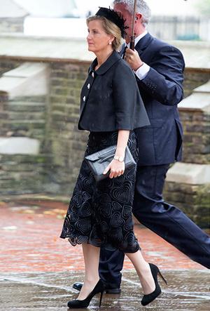Фото №2 - Софи Уэссекская: тайная модница в королевской семье