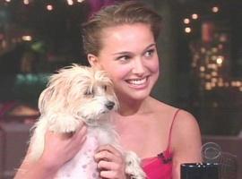 Главный друг Натали – ее пес Нудл («Лапша»)