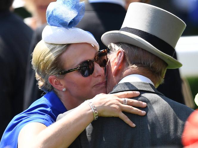 Фото №2 - Дедушка Их Высочеств: принц Филипп и его самые теплые отношения с внуками