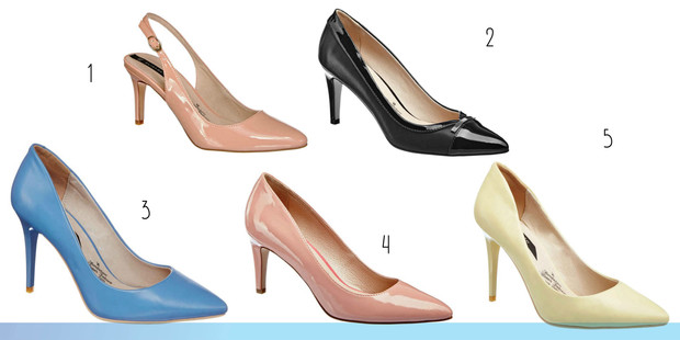 Фото №2 - Топ-10: Обувь на выпускной от BETSY