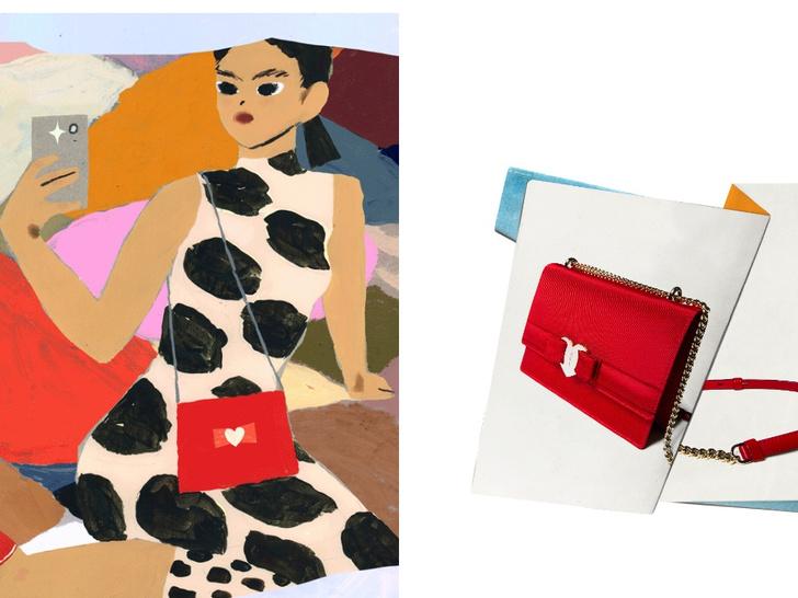 Фото №36 - Коллекция Massimo Dutti ко Дню святого Валентина и другие модные новости недели
