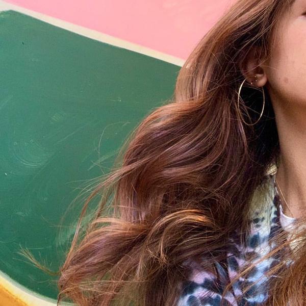Фото №2 - Cinnamon brown— самый модный оттенок волос зимы 2021