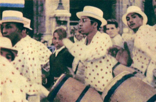 Фото №1 - Когда танцует вся Гавана