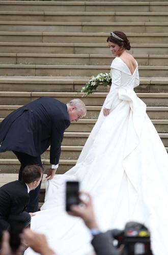 Фото №16 - Интересные факты о свадьбе принцессы Евгении и Джека Бруксбэнка