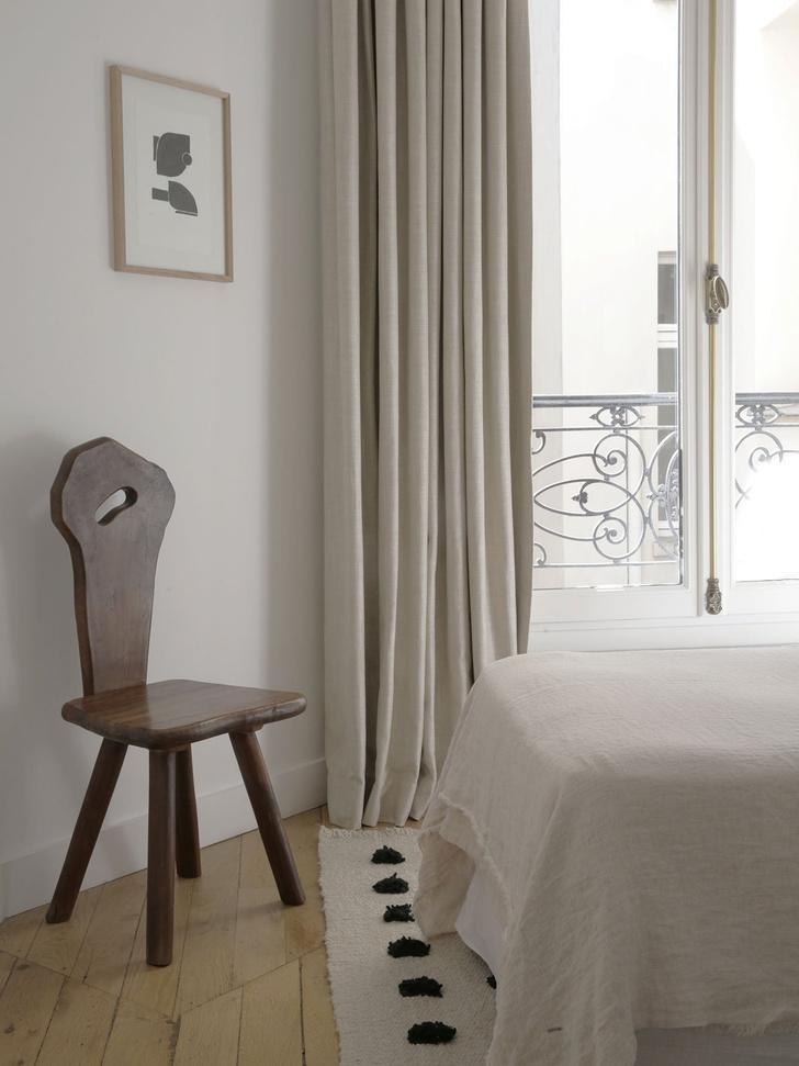 Фото №12 - Квартира с винтажными акцентами в Париже
