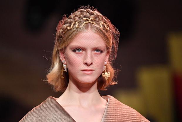 Dior Haute Couture весна-лето 2020