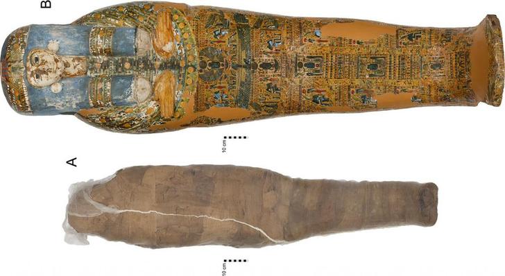 Фото №1 - Археологи открыли ранее неизвестный способ сохранения мумий