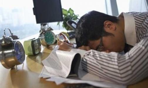 Фото №1 - Сон на рабочем месте повышает работоспособность