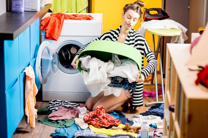 как избавиться от запаха порошка от одежды