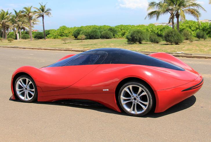 Фото №1 - Разработана беспроводная зарядка для электромобилей