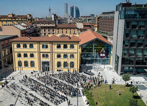 Фото №1 - В Милане открылся новый музей дизайна
