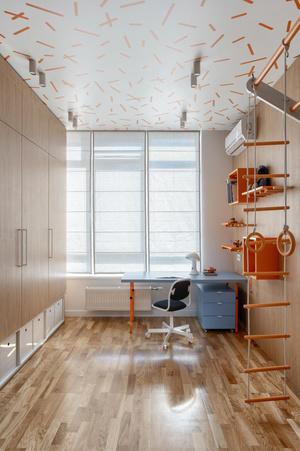 Фото №12 - Яркая квартира для молодой семьи в Киеве 75 м²