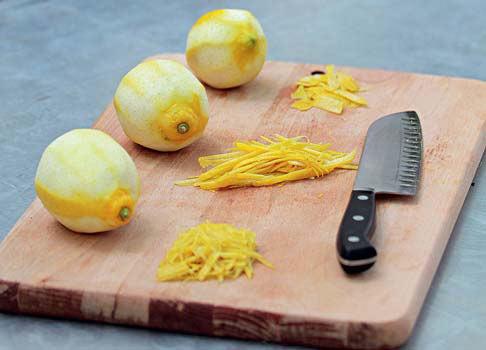 Фото №1 - Умение держать нож