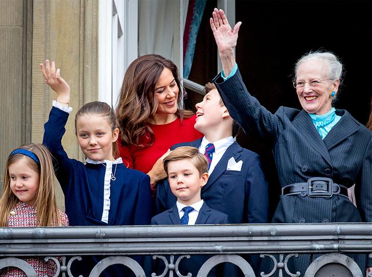 Фото №2 - Кронпринц Фредерик: как любовь спасла будущего короля Дании