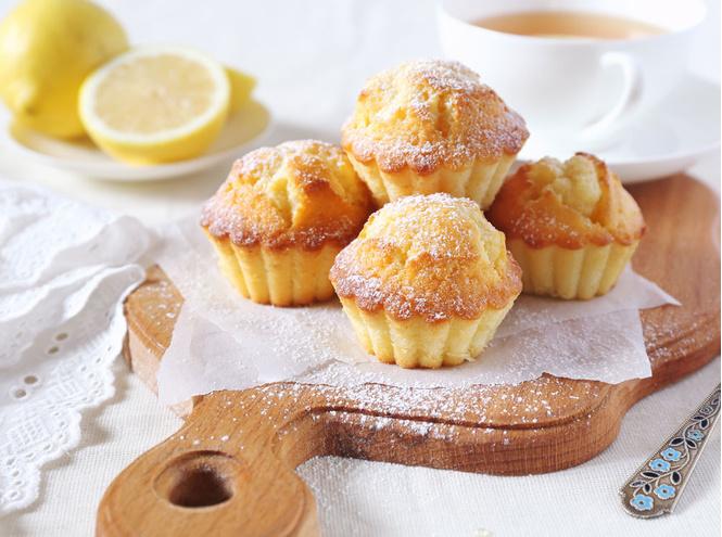 Воздушный кекс к чаю - рецепт пошаговый с фото