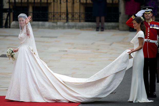 Фото №6 - Две невесты: Пиппа Миддлтон vs Кейт Миддлтон