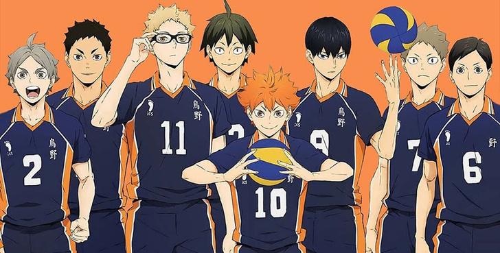 Фото №2 - Топ-10 аниме про спорт 🤾♂️