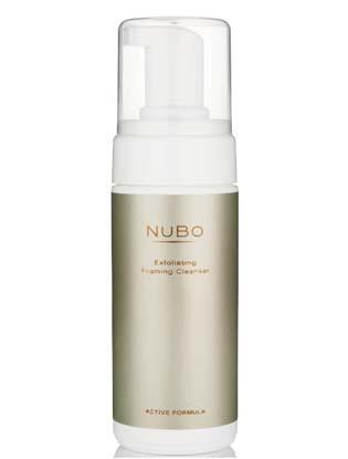 Очищающее средство-пилинг для кожи лица, тела и головы Exfoliating Foaming Cleanser, NuBo