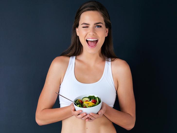 Фото №1 - Вертикальная диета: как худеют профессиональные спортсмены