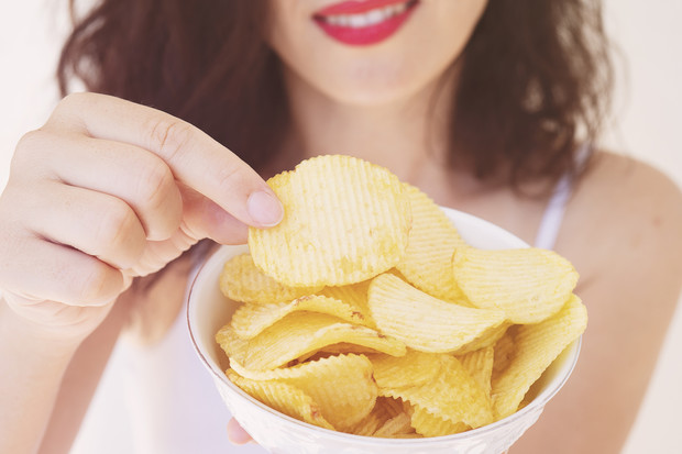 как сделать чипсы из картошки в домашних условиях