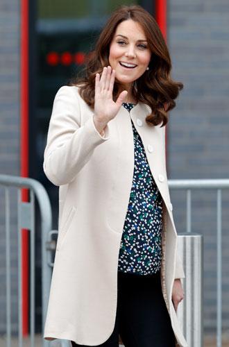 Фото №68 - Любимые бренды одежды герцогини Кембриджской