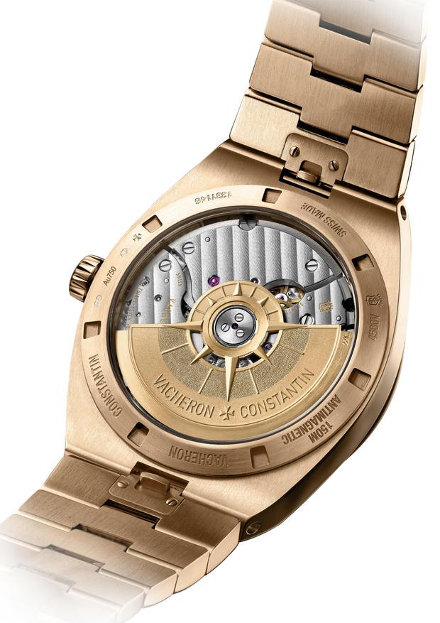 Фото №3 - Часы Vacheron Constantin в розовом золоте— это физическое воплощение спортивной элегантности