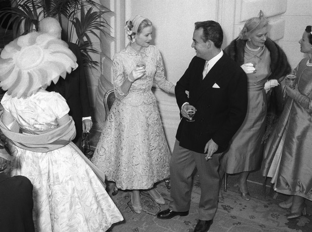 Фото №23 - 8 неожиданных фактов о свадьбе Грейс Келли и князя Ренье