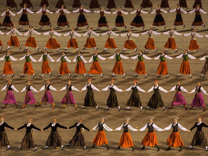 Фото №1 - Люди мира танцуют под одинаковую музыку