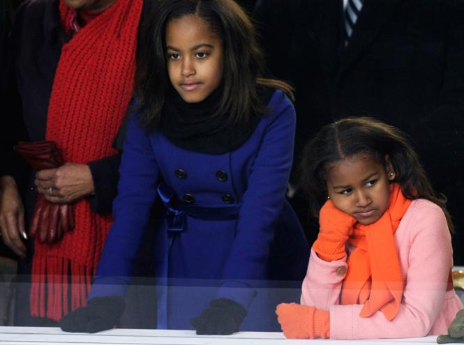 Фото №14 - Бэррон Трамп и еще 6 детей президентов США, которым досталось от СМИ