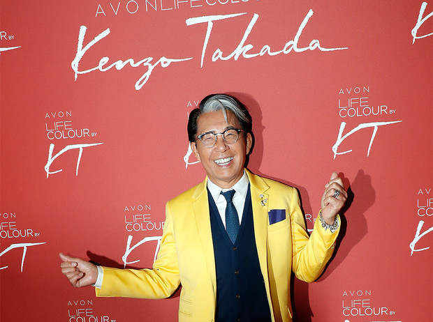 Фото №3 - Кензо Такада: «Я словно рисовал, а полотном была магнолия»