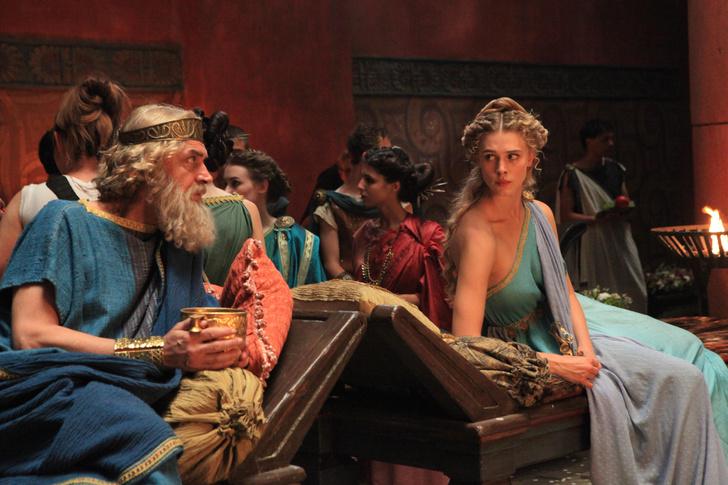 Древний Рим тест, исторический тест