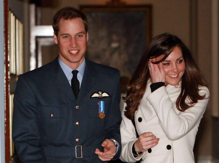 Фото №1 - Смущенный принц: какой была первая встреча Кейт и Уильяма