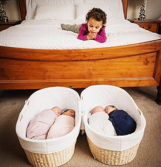 Фото №11 - Как вынашивание близнецов меняет тело женщины: честное фото до и после