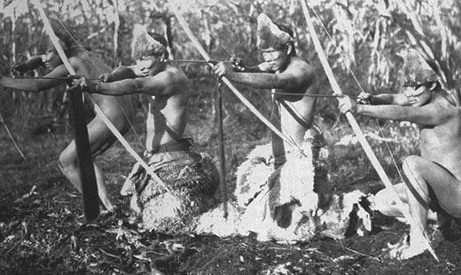 Фото №3 - Завещание снежных индейцев