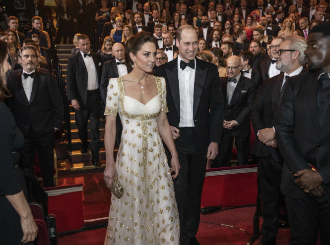 Фото №4 - BAFTA-2020: самые стильные звезды на ковровой дорожке церемонии