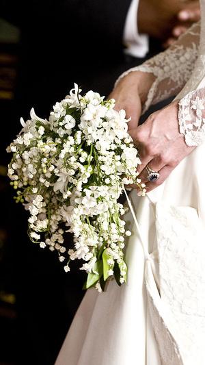 Фото №3 - Важная деталь, без которой не обходится ни одна королевская свадьба