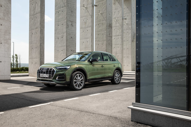 Фото №6 - Audi представили обновленные Audi Q5 и Audi SQ5