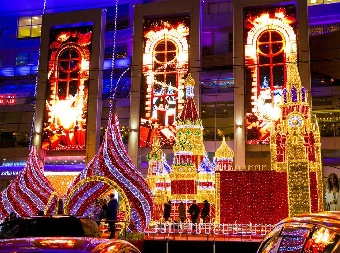 Фото №2 - Новогодние огни большого города