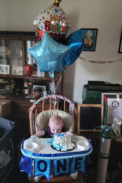 Фото №4 - Как сейчас выглядит самый недоношенный в мире ребенок, рожденный с весом 337 г